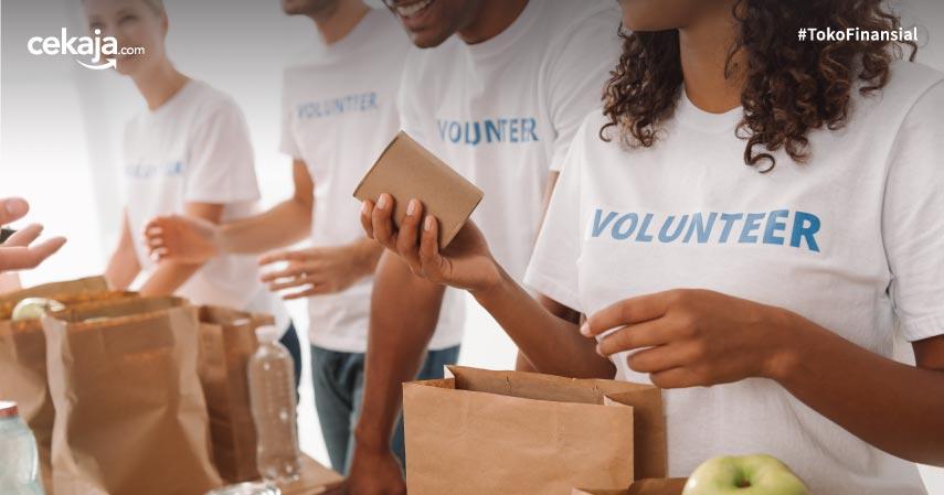 Manfaat Menjadi Relawan atau Volunteer Bagi Generasi Milenial
