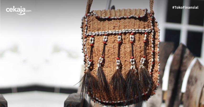 Peluang Bisnis Noken Papua yang Diakui UNESCO, Estetik & Bernilai Tinggi