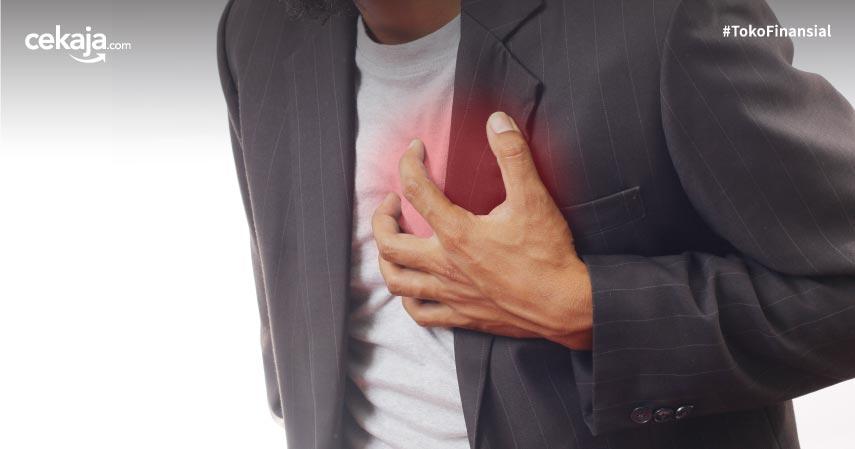 12 Penyebab Pembengkakan Jantung beserta Gejala dan Cara Mengobatinya