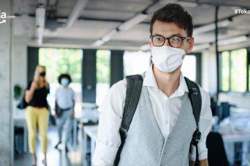 10 Tips Aman Masuk Kerja Saat Pandemi Corona yang Patut Dilakukan