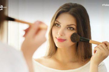 Rekomendasi Make Up untuk Kulit Sensitif, dari Primer hingga Blush On