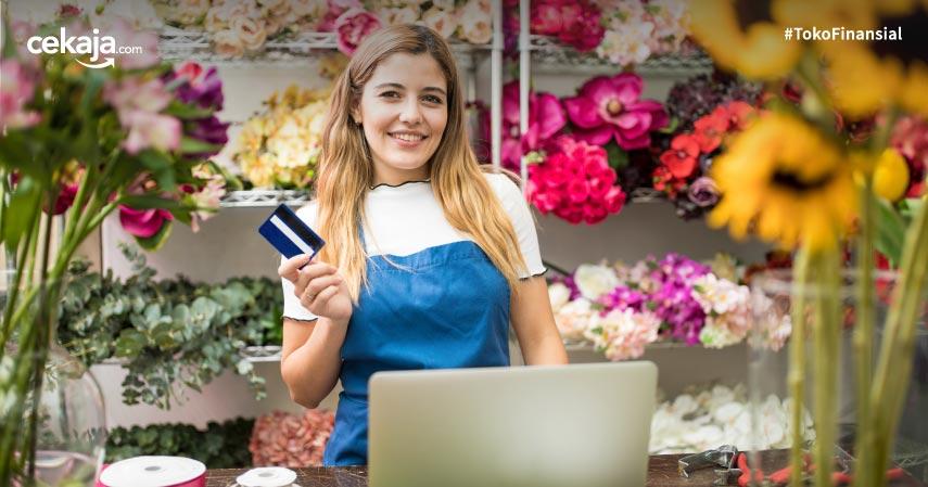 Kartu Kredit untuk Pedagang