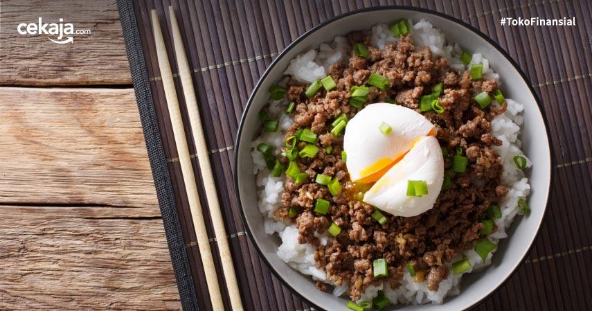 Ide Bisnis Rice Bowl Kekinian