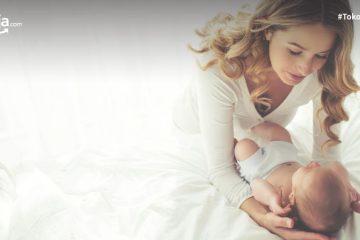 9 Warisan Genetik Ibu yang Diturunkan Ke Anak