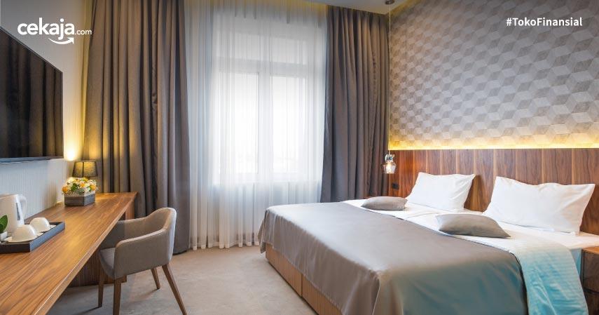 Alasan Sprei Hotel Selalu Berwarna Putih