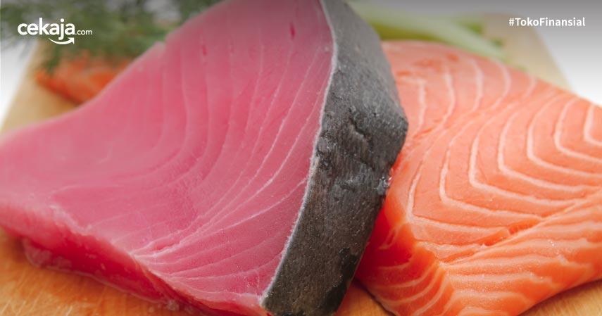 Lebih Sehat Tuna atau Salmon untuk Tubuh? Ini Jawabannya!