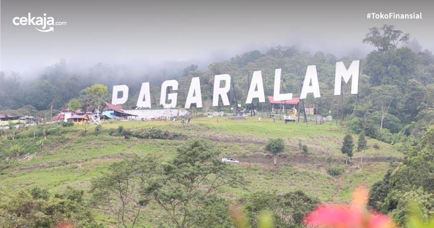8 Wisata Pagaralam Paling Hits yang Wajib Dikunjungi