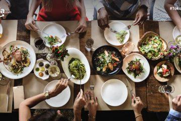 9 Jenis Kuliner Khas Tahun Baru di Berbagai Negara
