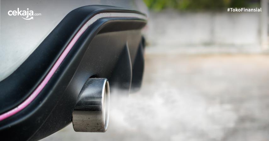 6 Ciri-ciri Knalpot Rusak pada Motor maupun Mobil, Yuk Pahami!