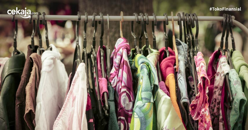 Peluang Bisnis Baju Thrifting
