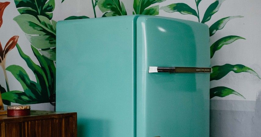 Alat Dapur yang Paling Banyak Mengandung Kuman - Kulkas