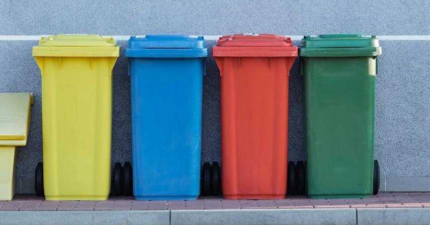 Alat Dapur yang Paling Banyak Mengandung Kuman - Tempat Sampah (1)