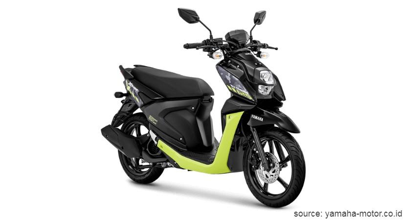 All New Yamaha X Ride 125 - Daftar dan Harga Motor Matic Terbaru