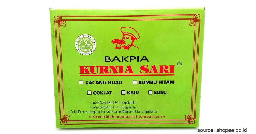 Bakpia Kurnia Sari - Promo Kartu Kredit CIMB Niaga Desember 2020 di Indonesia