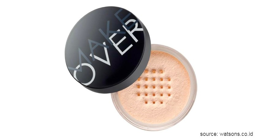 Bedak - Rekomendasi Make Up untuk Kulit Sensitif