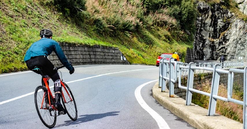 Bersepeda - Olahraga Peninggi Badan Paling Cepat dan Efektif