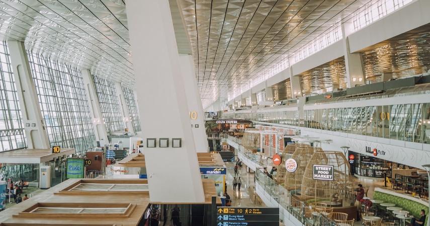 Biaya dan Lokasi Rapid Test Antigen Jabodetabek - Bandara Soekarno Hatta