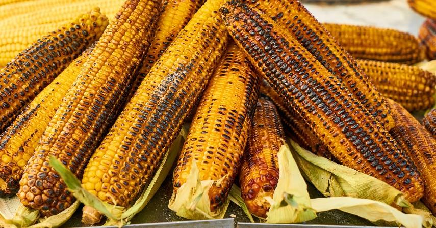 Bisnis jagung bakar - 7 Ide Bisnis Kuliner Saat Tahun Baru