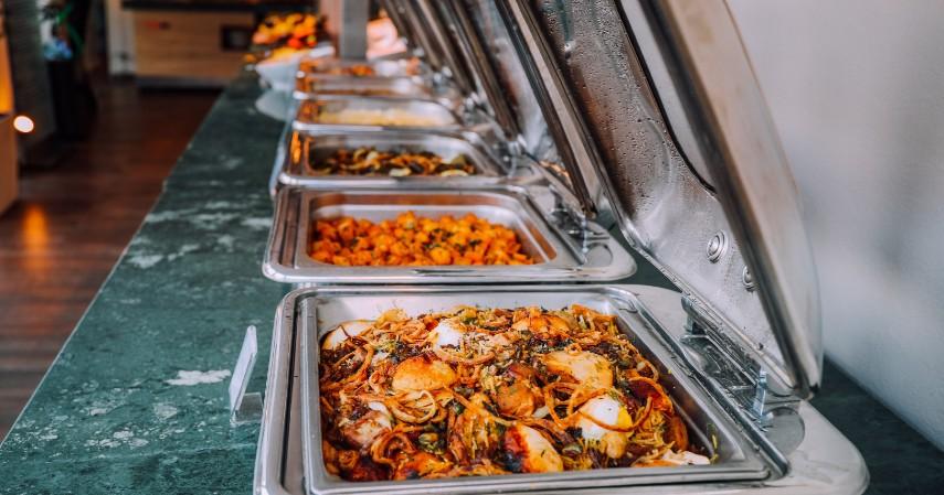 Bisnis katering - 7 Ide Bisnis Kuliner Saat Tahun Baru