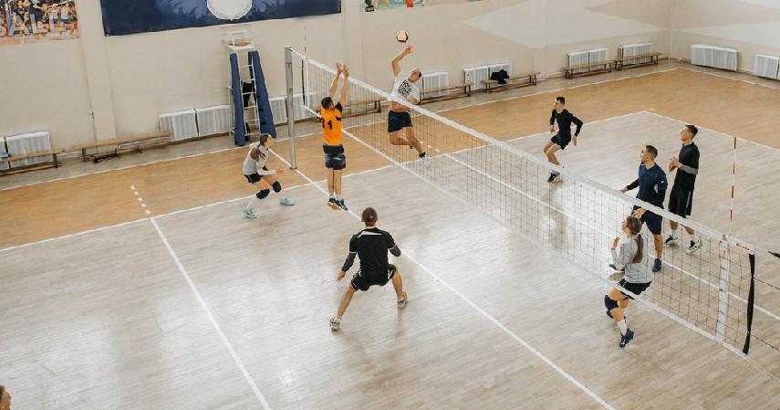 Bola Voli - Olahraga Peninggi Badan Paling Cepat dan Efektif