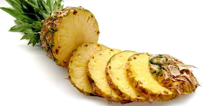 Buah nanas - Makanan yang Baik Dikonsumsi untuk Penderita Aids