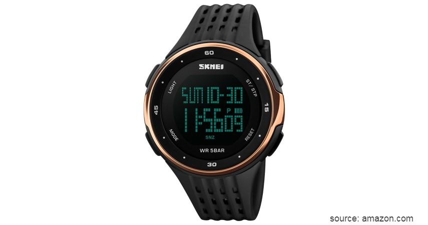 CakCity SKMEI Military Waterproof Digital Watch - Rekomendasi Jam Anti Air Terbaik untuk Pria