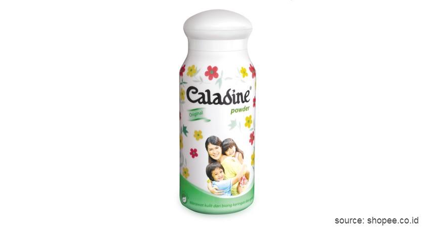 Caladine Bedak Gatal - 8 Merk Bedak Gatal Terbaik