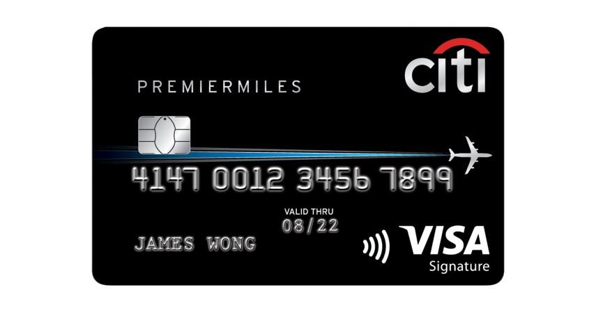 Citi PremierMiles - 7 Daftar Kartu Kredit untuk Liburan Ke Luar Negeri