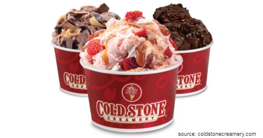 Cold Stone - Merk Es Krim Paling Terkenal di Dunia
