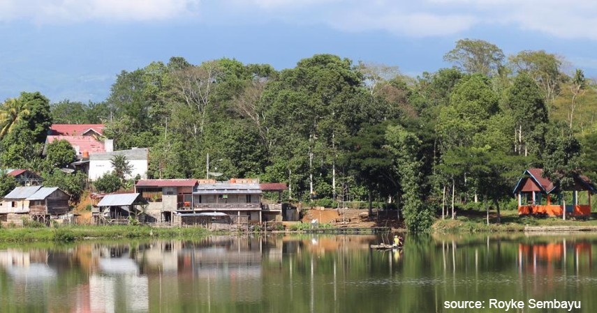 Danau Tebat Gheban - 8 Wisata Pagaralam Paling Hits