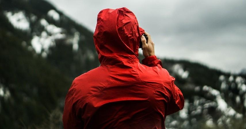 Daya serap tidak maksimal - 6 Bahaya Jas Hujan Ponco untuk Pengendara Motor