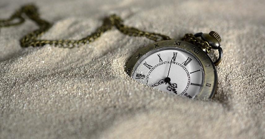 Disiplin Waktu - 8 Ciri-ciri Wirausaha Sejati