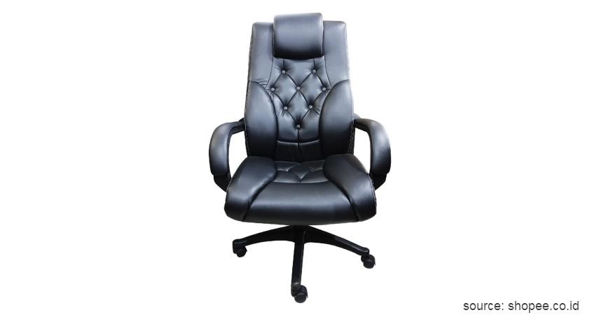 Ergotec Kursi Kantor LX 930 TR - 10 Merk Kursi Kantor Terbaik