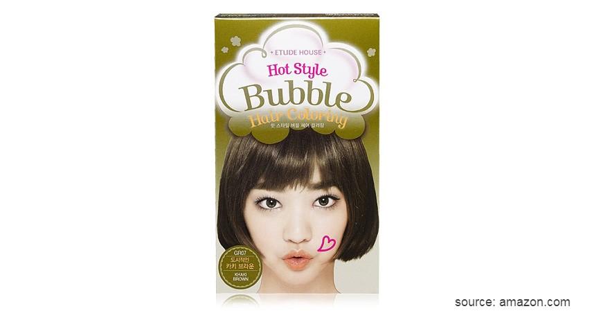 Etude Hot Style Bubble Hair Coloring 9 Merk Cat Rambut yang Bagus dengan Harga Terjangkau