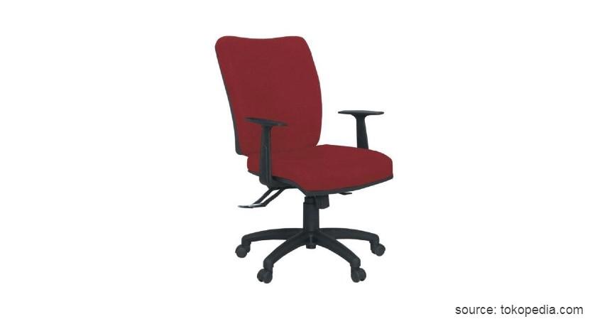 FCENTER Kursi Kantor TIRA - 10 Merk Kursi Kantor Terbaik