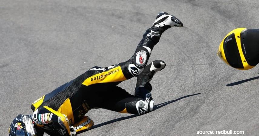 Fakta Unik Baju Balap MotoGP - Dilengkapi Peranti Keselamatan