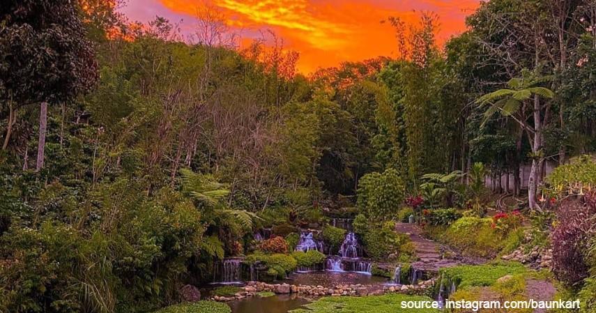 Green Paradise - 8 Wisata Pagaralam Paling Hits
