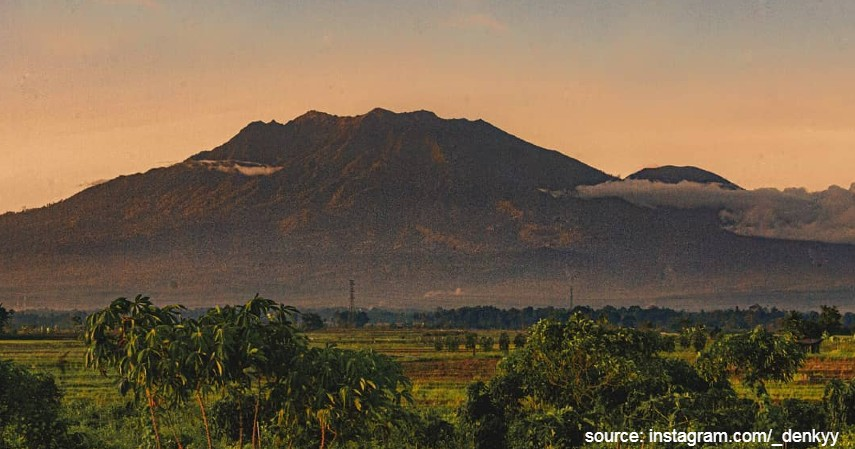 Gunung Raung - Gunung yang Buka saat Liburan Akhir Tahun