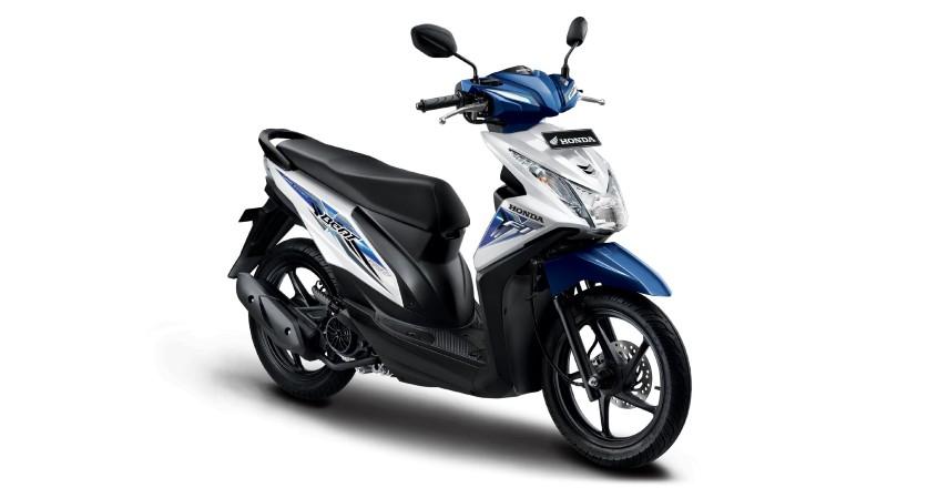 Honda BeAT 2015 - Motor Matic Bekas Tahun Muda Harga di Bawah 10 Juta