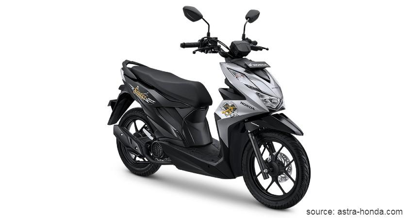 Honda Beat Street - Daftar dan Harga Motor Matic Terbaru