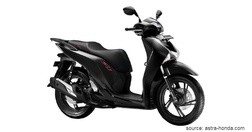 Honda SH150i - Daftar dan Harga Motor Matic Terbaru