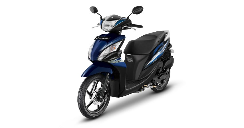 Honda Spacy 2017 - Motor Matic Bekas Tahun Muda Harga di Bawah 10 Juta