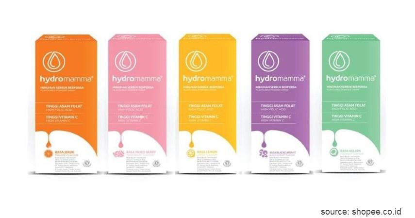 HydroMamma - Vitamin Ibu Hamil Terbaik