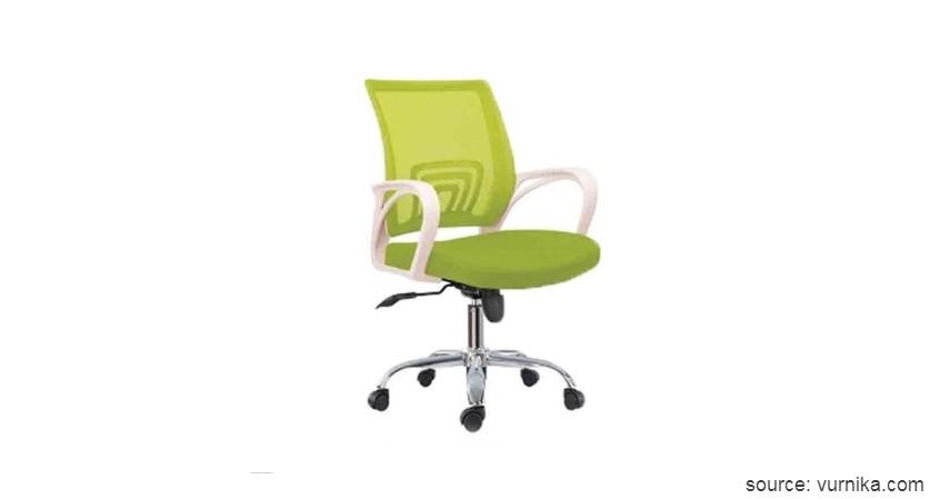 Indachi Kursi Kantor Casova I CR W - 10 Merk Kursi Kantor Terbaik