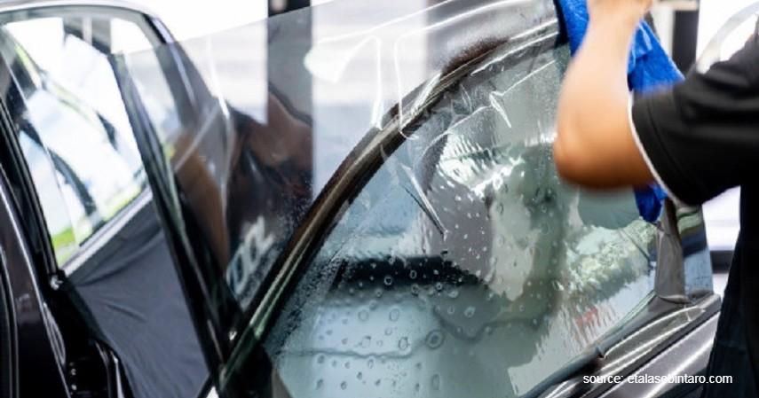 Kaca Film dari Merek Ternama - Tips Memilih Kaca Film untuk Mobil