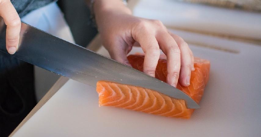 Kandungan Gizi Ikan Salmon