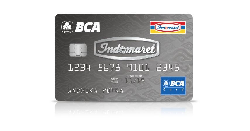 Kartu Kredit BCA Indomaret - 5 Kartu Kredit untuk Ibu Rumah Tangga
