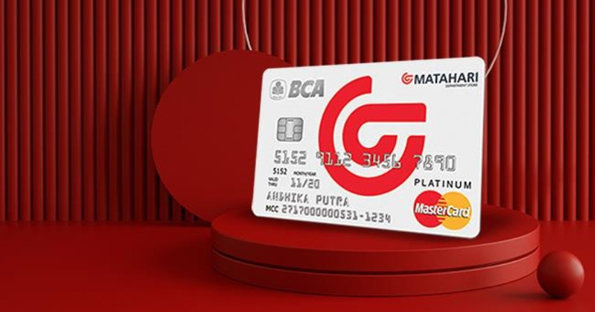 Kartu Kredit BCA Matahari - 5 Kartu Kredit untuk Ibu Rumah Tangga
