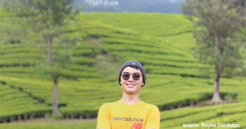 Kebun Teh Lereng Dempo - 8 Wisata Pagaralam Paling Hits