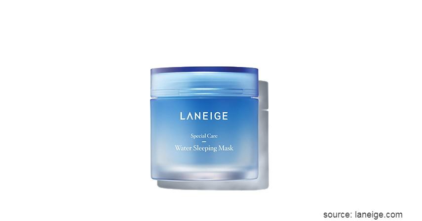 Laneige Water Sleeping Mask - 8 Skin Care Korea Terbaik untuk Semua Jenis Kulit